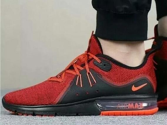 Tênis Nike Air Max Sequent 3 Orig N° 40 26.5 Cm Produto Novo