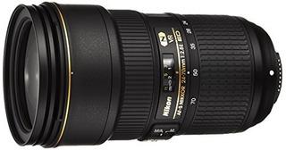 Nikon Af-s Nikkor 24-70 Mm F / 2.8e Ed Vr Lente - Versión