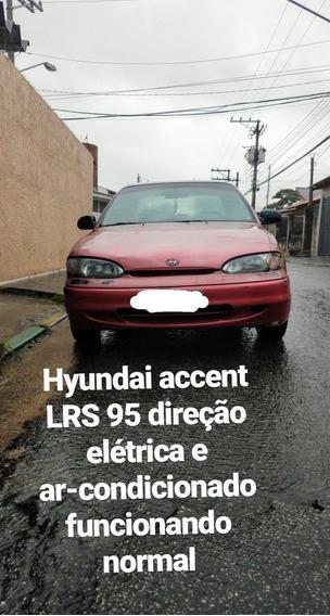 Hyundai Accent Lsr 1.5 12v