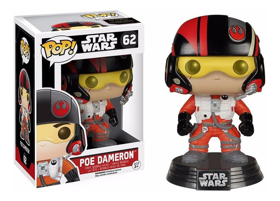 Funko Pop! Star Wars The Force Awakens Poe Dameron