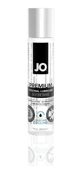 Lubricante Sexual Jo Premium Base Silicon Cooling 1 Oz