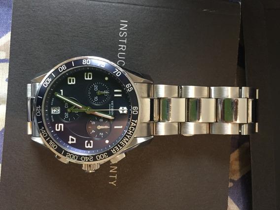 Relógio Victorinox Chrono Classic Xls Original
