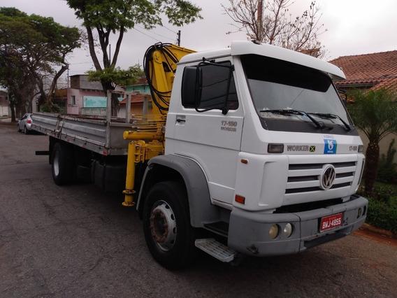 Caminhao Vw 17180 Eur03 Worker Com Madal Md 6100 S 02