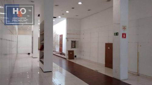 Imagem 1 de 22 de Loja Para Alugar, 321 M² Por R$ 20.000,00/mês - Cerqueira César - São Paulo/sp - Lo0103