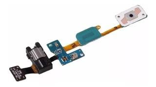 Flex Boton Home Jack Samsung J7 Prime G610 G610m G610f