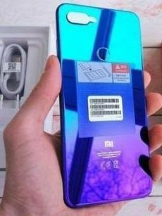 Xiaomi Mi 8 6gb Ram 128gb Memória Interna Azul Top Usado