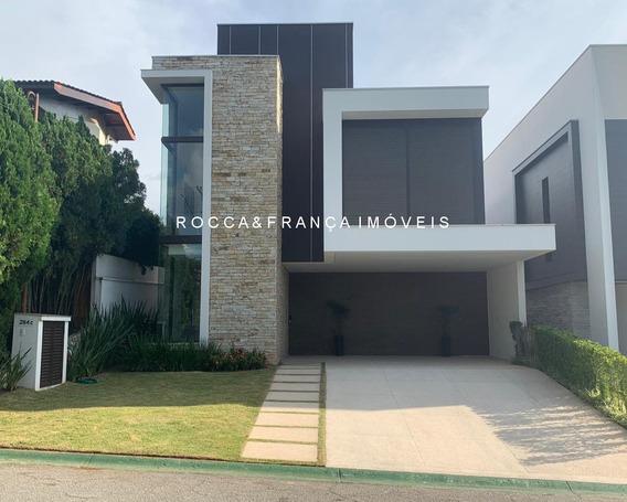Casa De Condomínio À Venda - Alphaville - Santana Do Parnaíba - Sp - Ap03225