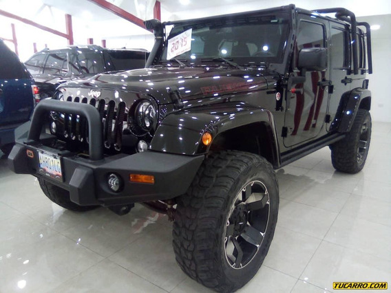Jeep Rubicon .