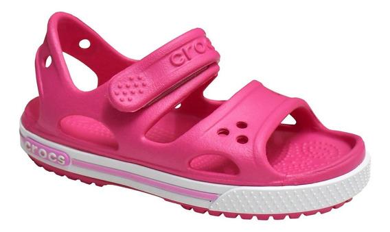 Crocs Crocband Sandal Del Talle 20 Al 31 Rc Deportes
