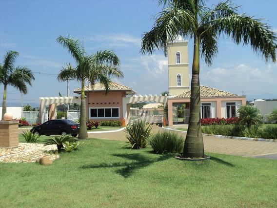 Terreno Cond. Fechado - Boungainville Iv - Peruíbe. 312 M2