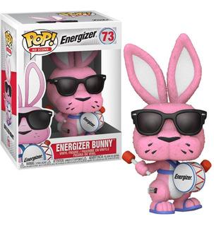 Funko Pop! Ad Icons Energizer Bunny 73 Envio Incluido