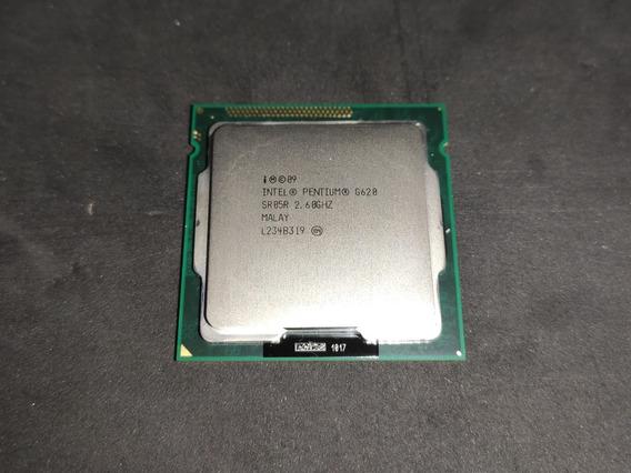 Processador Intel G620 2.6ghz Dual-core - 2 Geração 1155