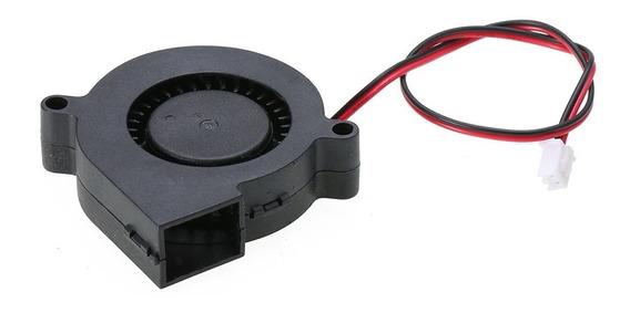 Cooler Caracol Ventilador 50x50x15mm 12v Impressora 3d