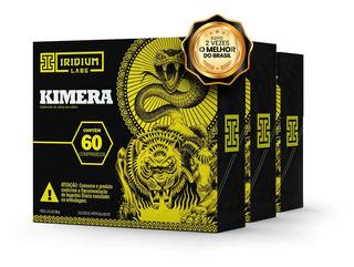 Kimera Thermo - 60 Comps - Kit 3 Caixas - Termogênico
