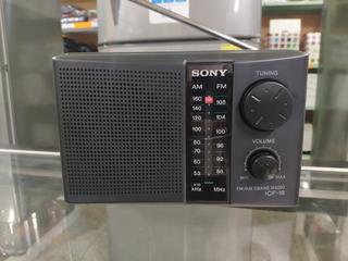 Radio Portatil Sony Am-fm