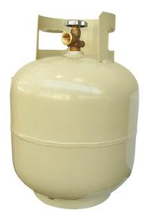 Tanque Gas 10 Kg Nuevo Vacio Alta Calidad