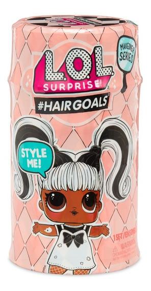Muñeca Lol Suprise Hairgoals Makeover Series