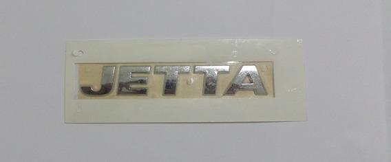 Emblema Jetta 2011 A 2015 Original Vw Frete Grátis
