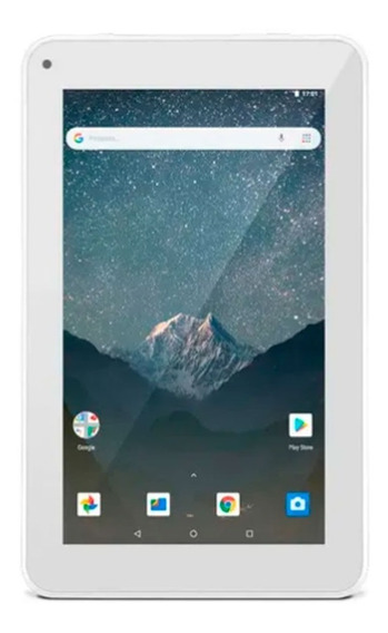 Tablet Multilaser M7s Go Quadcore 16gb Wifi 7 Branco Nb317