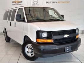 Chevrolet Express 6.0ls D 12 Pas At Garantia Credito Agencia