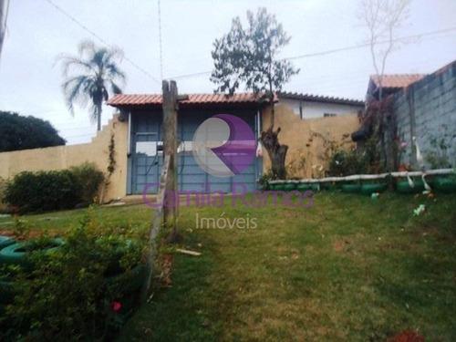 Chácara Residencial À Venda, Recreio Sertãozinho, Suzano. - Ch0030 - 68322346