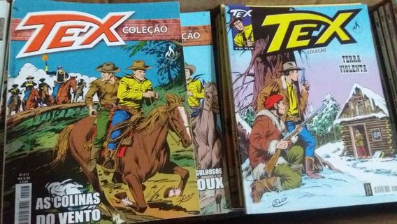 Lote 10 Tex Coleção! Complete Sua Coleção! Frete Grátis