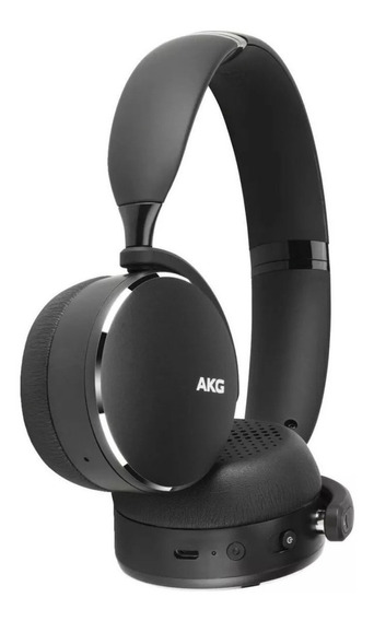 Fone Estéreo Bluetooth On Ear Akg Y500