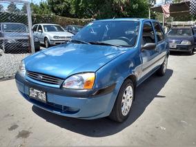 Ford Fiesta 1.6 Clx Full, Muy Bueno!! Financio!!!
