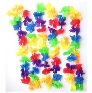 Collar Hawaiano Fiesta Batucada