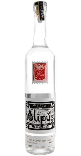 Mezcal Alipus San Juan 100% 750 Ml