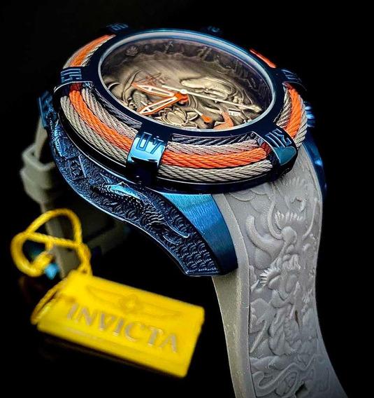 Relógio Invicta Lançamento Bolt 28821 Original Grande.