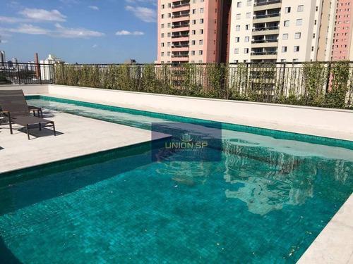 Apartamento À Venda, 85 M² Por R$ 1.020.000,00 - Ipiranga - São Paulo/sp - Ap26784