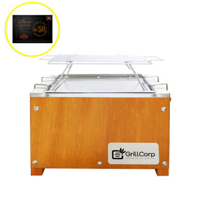 Caja China Mini Con Parrilla + Cupón Desc. S/50 - Grillcorp
