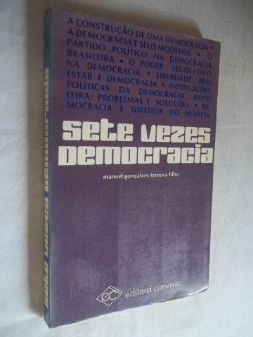 Sete Vezes Democracia - Geografia