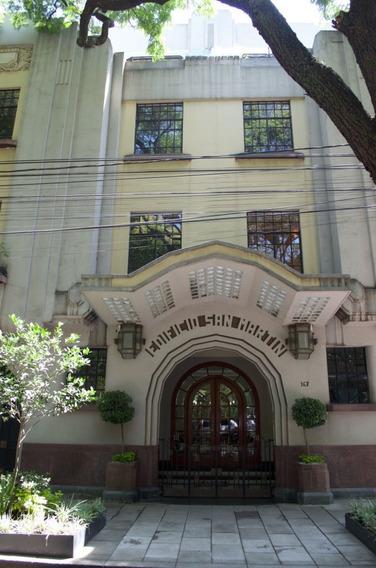 Departamento Ph En Renta En Hipódromo Condesa