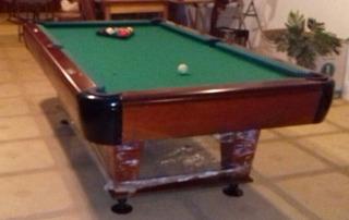 Mesa Pool Profesional Grande Billar