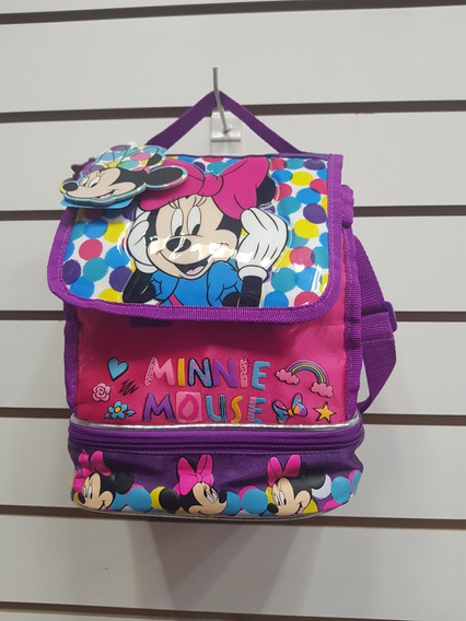 Lunchera Minnie Original