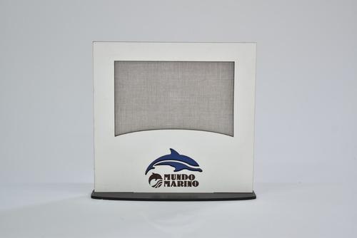 Portaretrato Horizontal 10x15 1 Delfín Mundo Marino