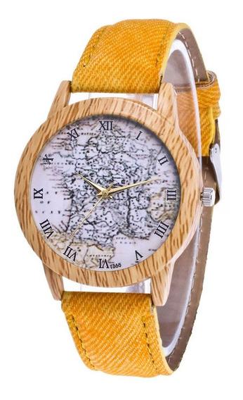 Benefício T365 N Luxuoso Relógio De Pulso De Aço Inoxidável