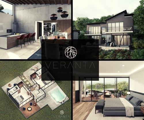 Residencia En Preventa En Copropiedad Del 50% Valle De Bravo
