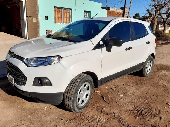 Ford Ecosport 1.6 S 110cv 4x2 2014