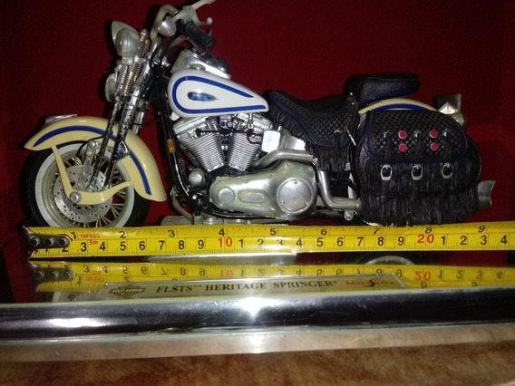 Moto Harley Antiga