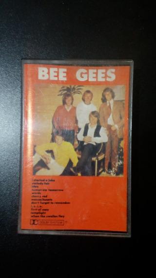 Fita K7 Cassete Bee Gees-autógrafo De Sucesso