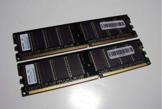 Par Memoria P/ Servidor Apple Pc-3200 Cl3 1g X 16 Simpletech