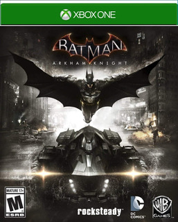 Batman Arkham Knight (nuevo Y Sellado) - Xbox One
