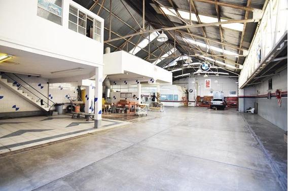 Excelente Local/depósito - Actual Taller Mecánico - 56m X 14m - Galpón - Cabina Presurizada - Habilitación