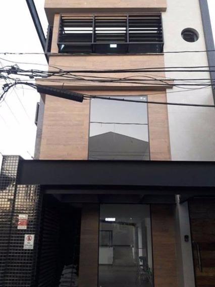 Ponto Comercial Para Aluguel Por R$10.000,00/mês Com 180m², 2 Vagas E 4 Banheiros - Tatuapé, São Paulo / Sp - Bdi9340