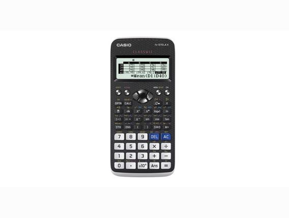Calculadora Cientifica Classwiz Casio Fx-570lax 553 Original