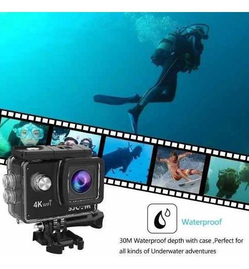 Câmera De Ação Sjcam Sj4000 Caixa Estanque Sj 4000 Acessório