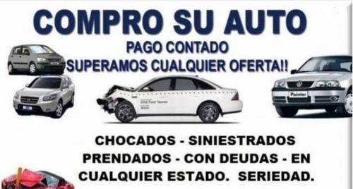 Compro Vehiculos Chocados